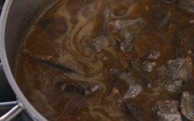 Recipe with ox chuck steak