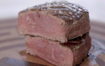 How to cook a sirloin steak