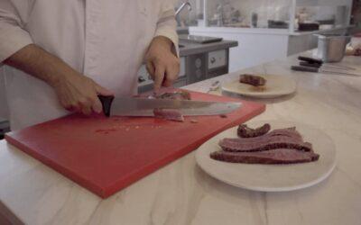 Cómo cortar su chuleta de lomo bajo y lomo alto de buey o vaca de trabajo